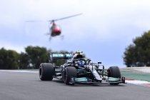 Portugal: Verstappen laat pole liggen, Bottas klopt Hamilton