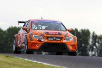 Hankook 24H Slovakia Ring: Red Camel-Jordans.nl-SEAT kaapt pole-position weg voor de neus van lokale helden