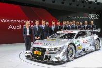 Audi maakt rijdersparen op Audi RS 5 DTM bekend