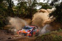 WRC Kenya: Neuville diept voorsprong uit. Ogier ontketend