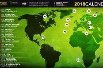 World RX kalender 2018 gekend