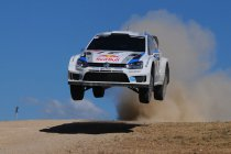 Rally van Sardinië: Winst voor Sébastien Ogier en VW – Neuville schitterend tweede