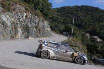 Rally van Corsica: Latvala zet zich op kop