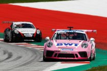 Porsche Supercup: Red Bull Ring: Jaxon Evans op pole