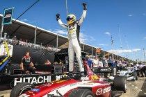 Laguna Seca: Rinus van Kalmthout vice-kampioen Indy Lights