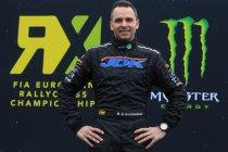 Video: Michaël De Keersmaecker licht tipje van sluier programma WK Rallycross