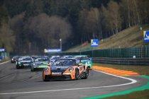 Spa: Drie zeges en puntenleiding voor Belgium Racing!