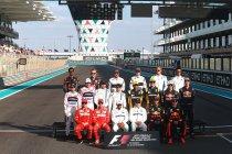 De eindstanden in de Formule 1 2017