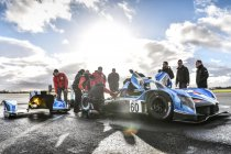 Eerste roll-out voor de Ginetta LMP1-bolide (+Video)