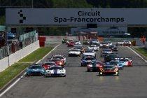 Racing Festival: Belgen klaar voor tweede bezoek aan Spa-Francorchamps
