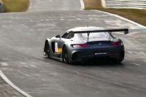 Video: Mercedes AMG GT in actie op de Nordschleife