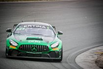 24H Spa : Maxime Soulet in de GT4 European Series met SRT