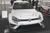 Zitjes VW Golf TCR raken stilaan ingevuld