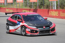Circuit Zolder, donderdag 17 mei 2018 – Internationale testdag: Tiago Monteiro opnieuw achter het stuur