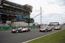 Reacties bij Toyota-rijders Alonso, Buemi en Nakajima na de eerste zege