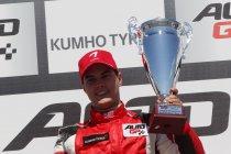 Auto GP: Le Castellet: Overwinning voor Tamas Pal Kiss - Opgave voor Sam Dejonghe