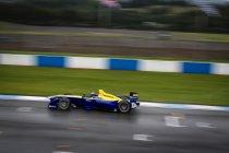 Donington: Nicolas Prost snelste op laatste testdag