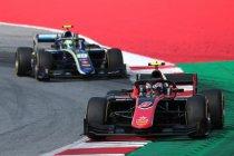 Red Bull Ring : Britse dubbel in de formule 2
