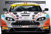Maxime Martin ook naar British GT met Aston Martin