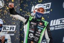 Aragon: Eerste WTCR-zege voor Mikel Azcona (Cupra)