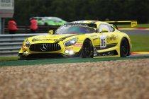 24H Spa: Götz pakt pole - Mercedes monopoliseert eerste drie rijen