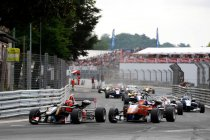F3 Euro: Pau: Esteban Ocon wint race 1