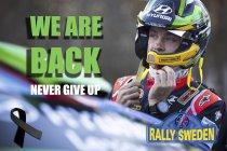 Hayden Paddon herdenkt slachtoffer Monte-Carlo