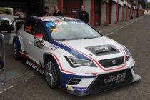 Spa GT Open: Tom Coronel en Pierre-Yves Corthals op de pole bij de sprintraces