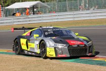 NEWSFLASH: 24H Spa: Team WRT Audi verliest al een wagen