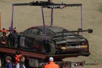 Nürburgring: Zware crash titelkandidaat Mies - Lamborghini en Mercedes op pole (update)