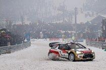 Rallye Monte Carlo: Sébastien Loeb wint de 81ste editie