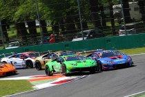 Monza: Zege voor Konrad Motorsport in hectische tweede race Lamborghini Super Trofeo