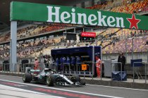 China: Hamilton nu ook snelste in VT2