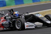 FIA F3: Max Defourny test formule 3 wagen op Spa