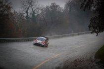 WRC: Ogier op 28 km van zevende titel