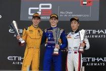 GP3: Abu Dhabi: De laatste zege is voor Jake Hughes