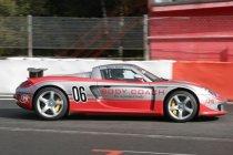 Unieke Belgische Porsche racewagen te koop aangeboden