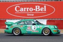 American Festival: Luc Moortgat zet Porsche 964 Cup op de pole