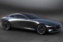 Mazda toont prachtige Vision Coupe (+ Foto's)