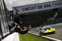 SRO Speedweek: Leo Machitski en Dennis Lind zorgeloos naar winst