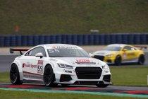 Audi TT Cup: Oscherleben: Moeilijk maar leerrijk weekend voor Alexis van de Poele