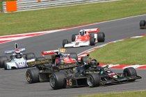 Zolder Historic GP: Master Historic Racing series laten ook Zolder links liggen.