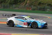 Spa: TF Sport Aston Martin van Farmer/Barnes klopt nipt Team Parker Racing Bentley