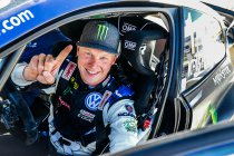 Zweden: Johan Kristoffersson eerste leider in World RX