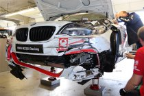 Video: New Race Festival: De crash tussen Wolf en BMW