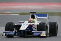 GP2: Bahrein: Fabio Leimer overtuigend naar de pole