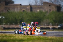 Karting: Dedecker en Eyckmans goed op dreef in Sarno