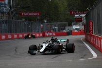 Azerbeidzjan: Lewis Hamilton wint knotsgekke race - ook punten voor Stoffel Vandoorne!
