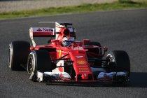 Wintertests Barcelona, dag 4: Ferrari blijft P1 – Vandoorne zevende