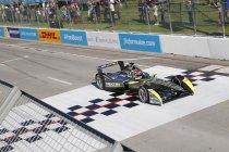 Long Beach ePrix: Eerste zege voor Nelson Piquet Jr